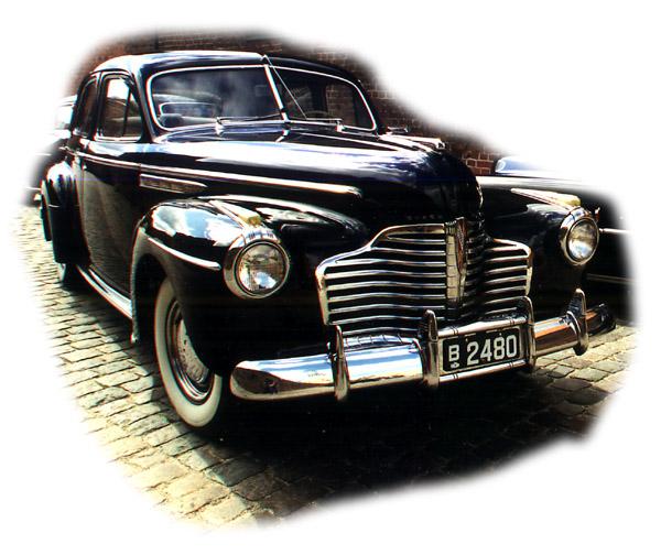 Rolls Royce, Buick, Cadillac, Chrysler